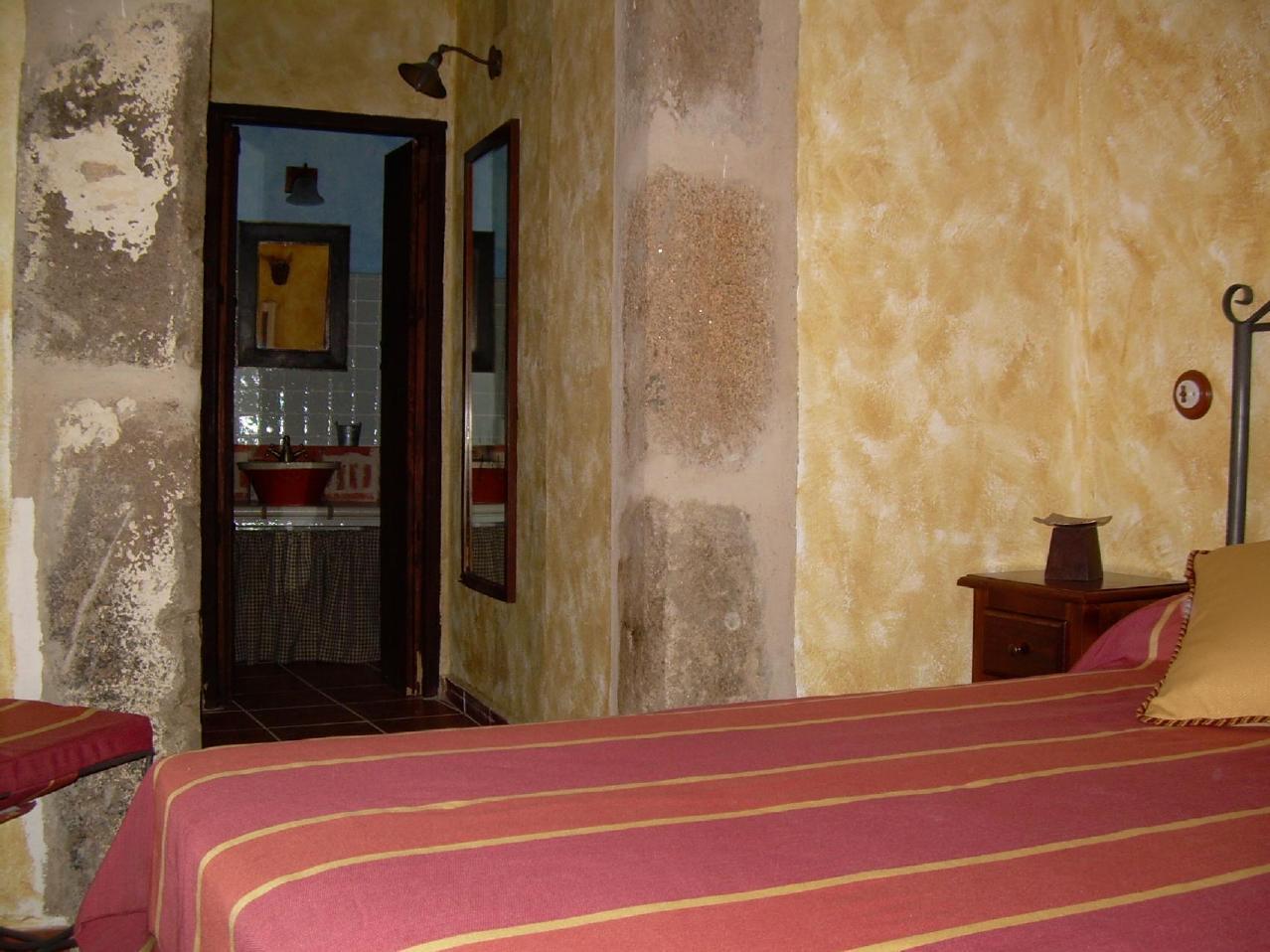 Dormitorio Ñuflo de Chaves casa del conde