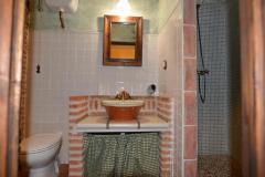 Cuarto de Baño Dormitorio 03 Hernán Cortés en Casa del Conde