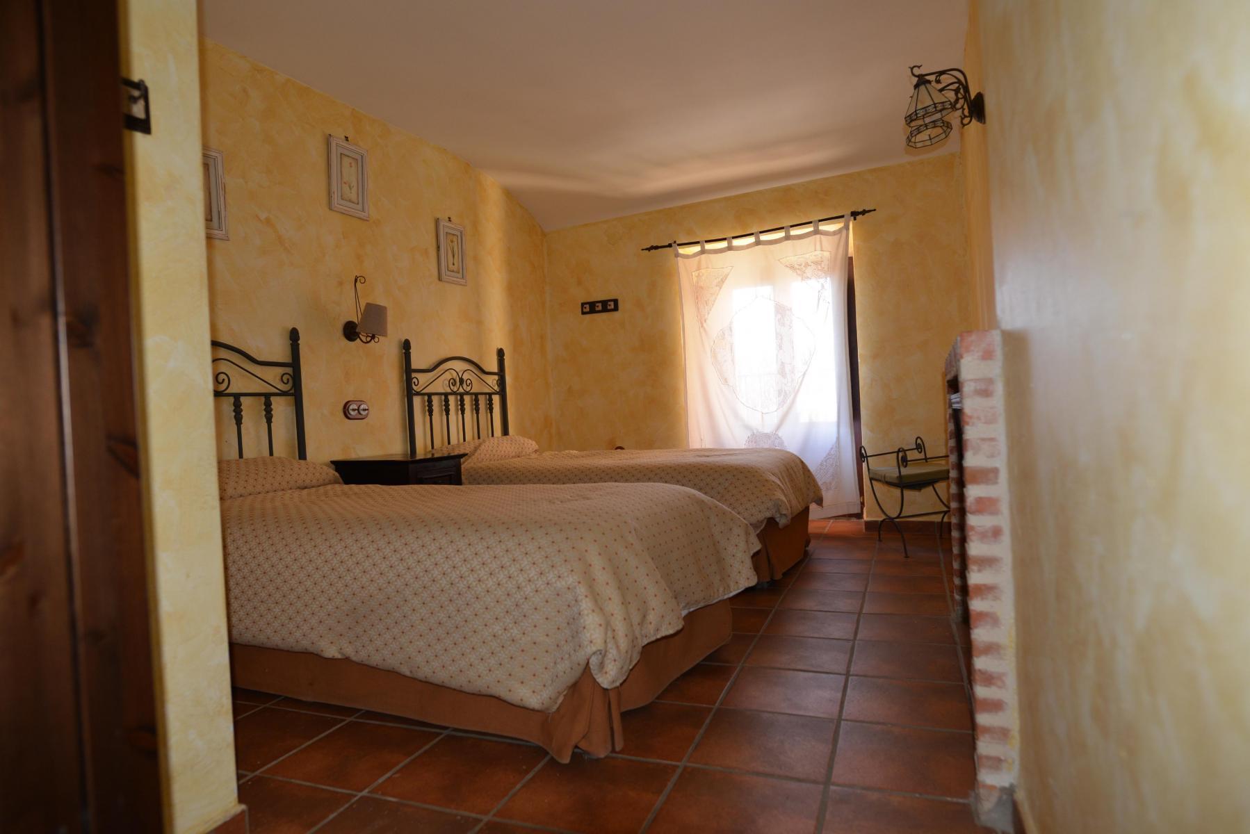 Dormitorio 04 Francisco de Orellana en Casa del Conde