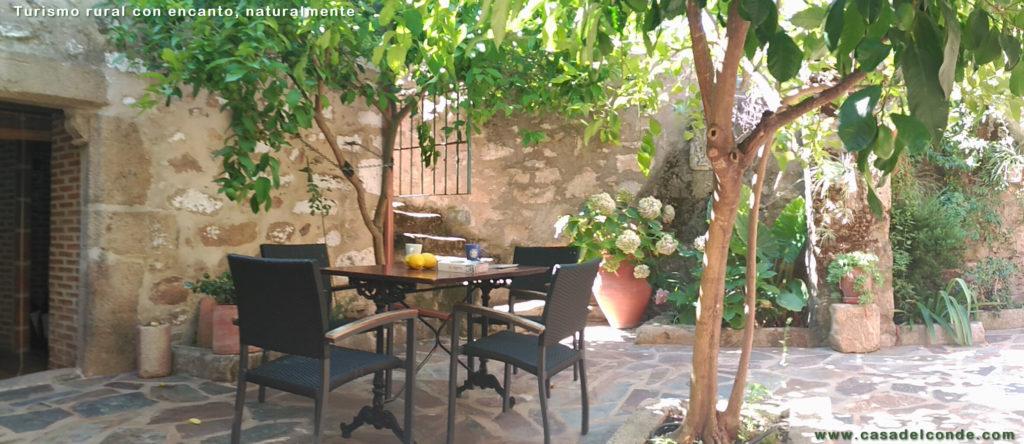 Casas rurales para verano en Trujillo