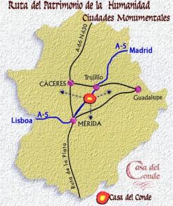 Escapada rural por Extremadura