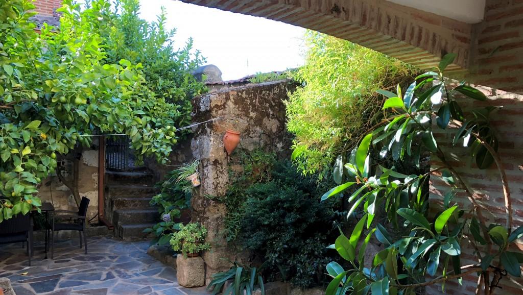 Donde alojarse en Extremadura