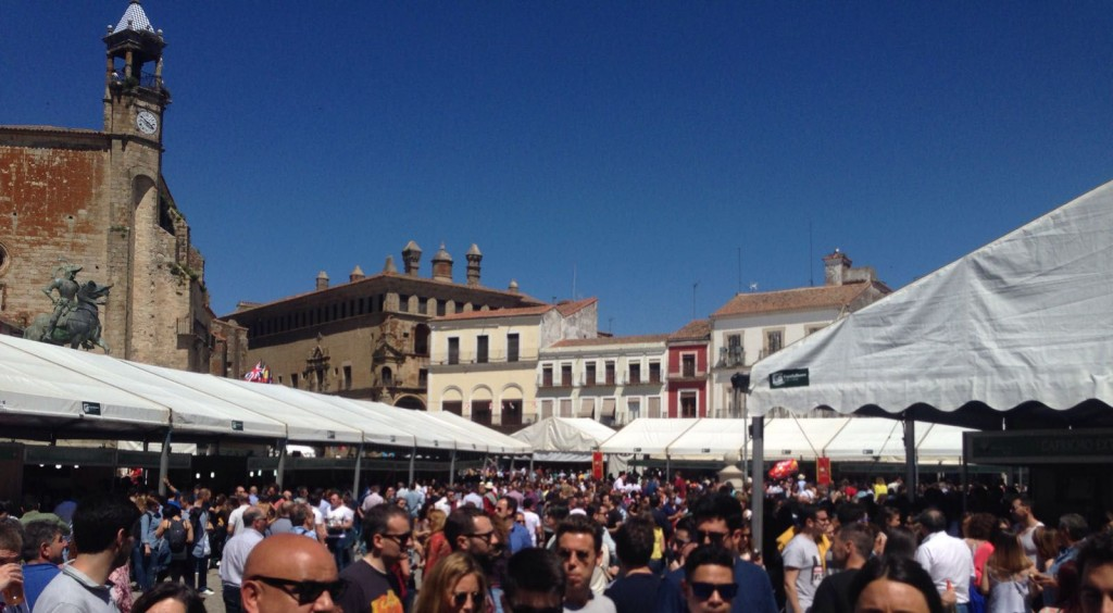 Feria del Queso en Trujillo