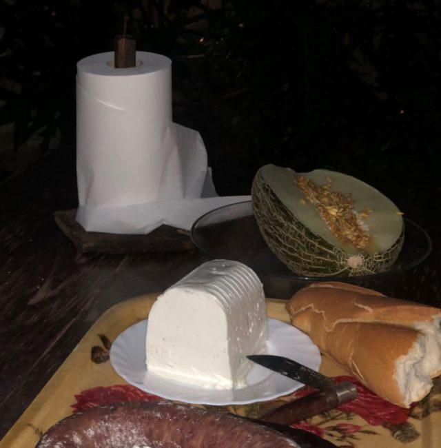 Cena campera