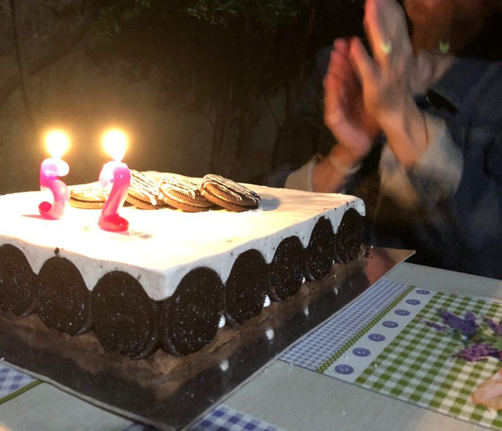 Aniversarios cumpleaños y celebraciones en casa rural