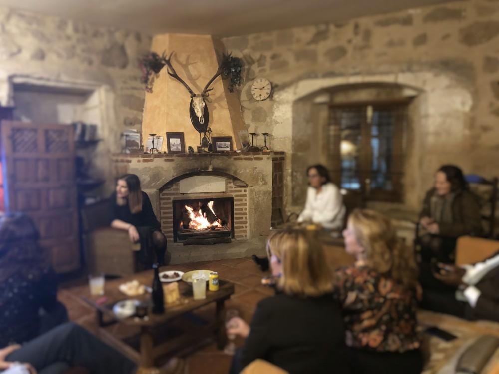 Navidad en casa rural
