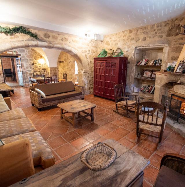024 Casa del Conde - Salon